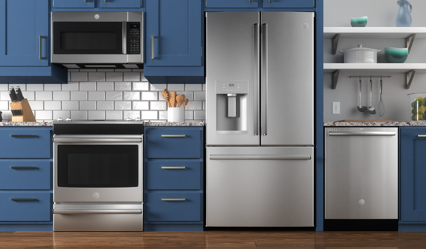 GE Appliances: Your Kitchen. Your Savings.